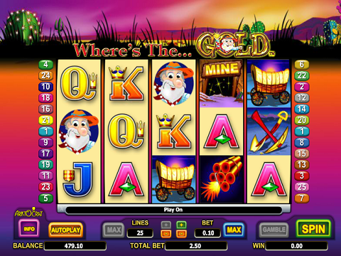 Golden New World Slot Machine - Play Now with No Downloads