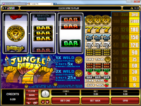 Play Jungle Boogie Online Pokies at Casino.com Australia