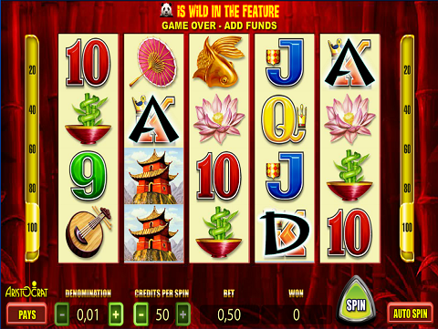 Three Pandas Slot - Read the Review and Play for Free